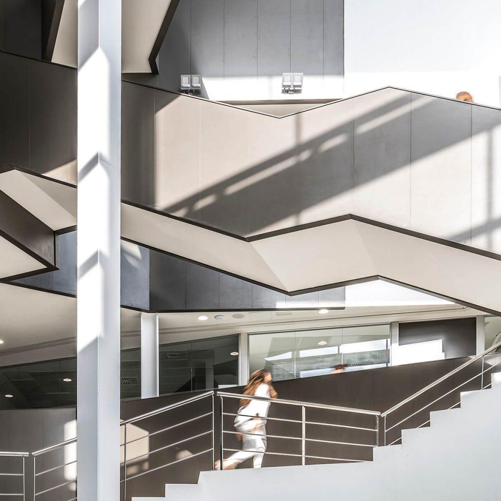 SALA VISCOM Fotografía de Arquitectura